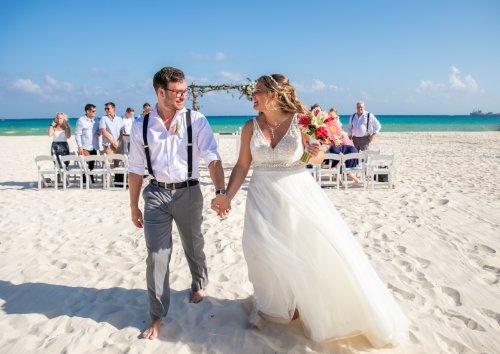 Shelby Josh Sandos Playacar Playa del Carmen Wedding.01 7 500x354 - Shelby & Josh - Sandos Playacar