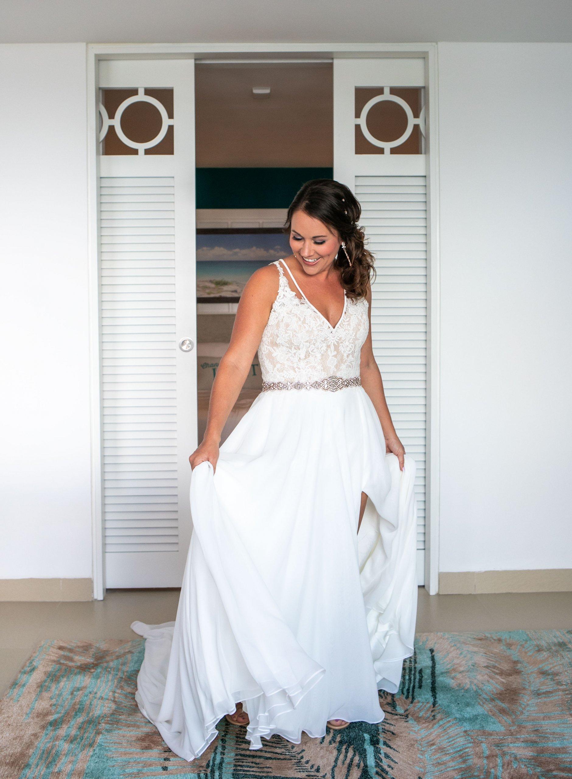 Beth Rob Margaritaville Island Reserve Riviera Cancun Wedding 13 scaled - Beth & Rob - Margaritaville Island Reserve