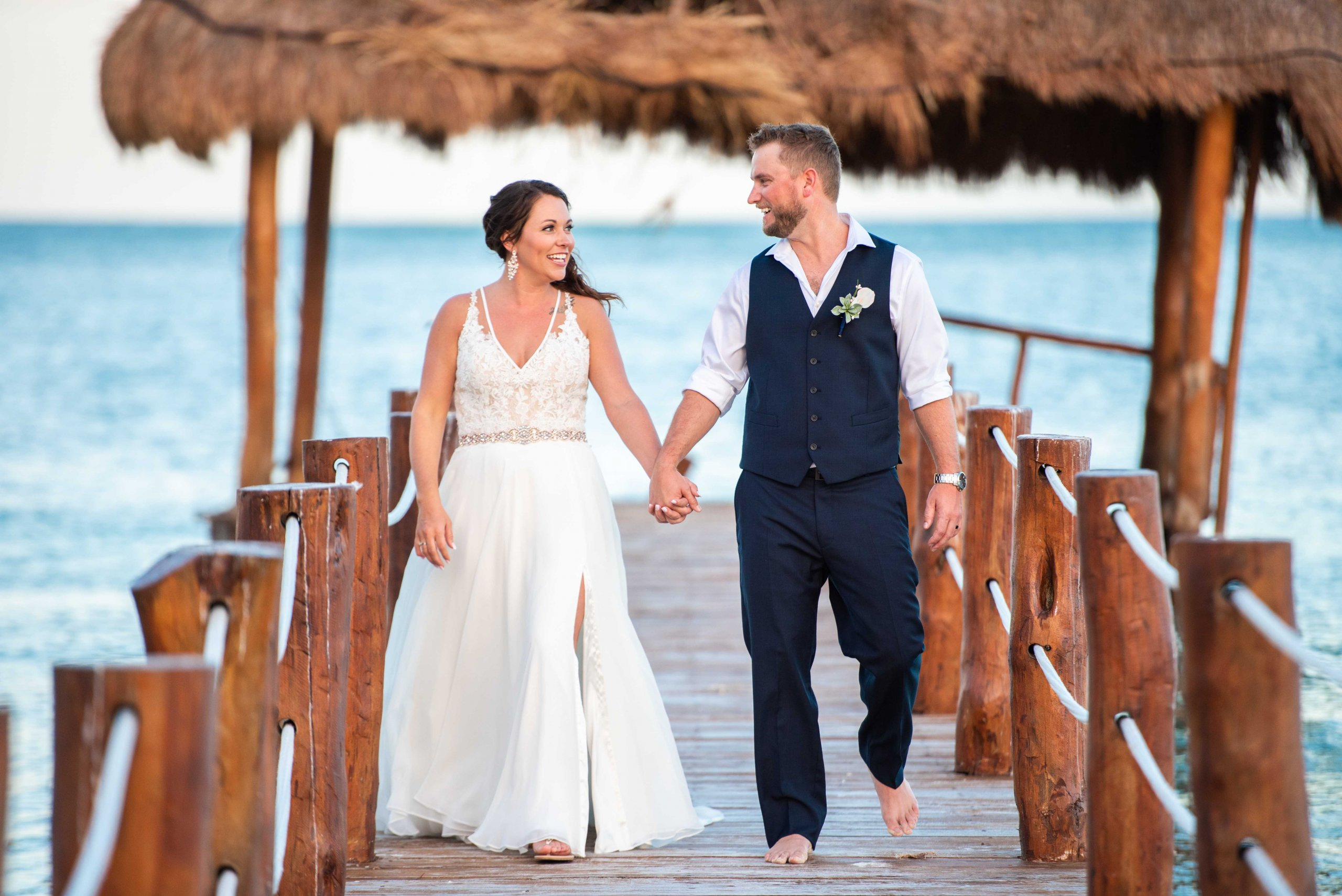Beth Rob Margaritaville Island Reserve Riviera Cancun Wedding 37 scaled - Beth & Rob - Margaritaville Island Reserve